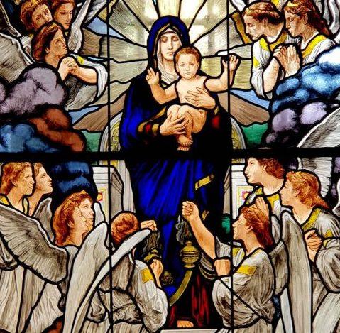 Parafia Rzymskokatolicka pw. Matki Bożej Anielskiej w Nowej Wsi Grodziskiej