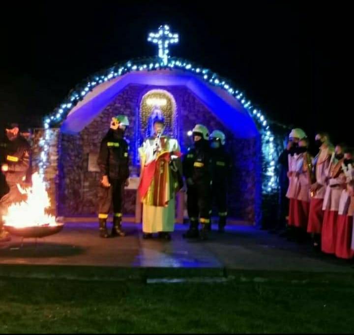 Wigilia Paschalna w Wielką Noc Zmartwychwstania Pańskiego