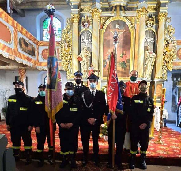 Święto Strażaków OSP Nowa Wieś Grodziska